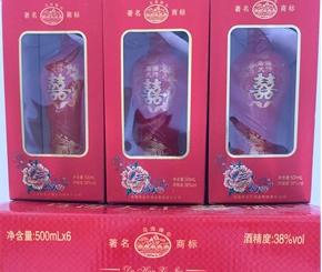 武汉乌海喜酒